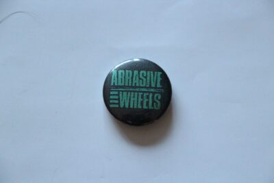 Abrasive Wheels - Logo (Badges)