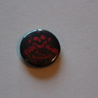Discharge – Skull (Badges)