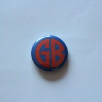 Gorilla Biscuits – GB (Badges)