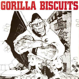 Gorilla Biscuits – S/T (Vinyl Single)