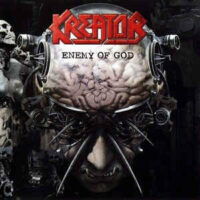 Kreator – Enemy Of God (2xColor Vinyl + CD)
