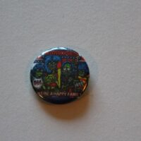Ramones – Happy (Badges)