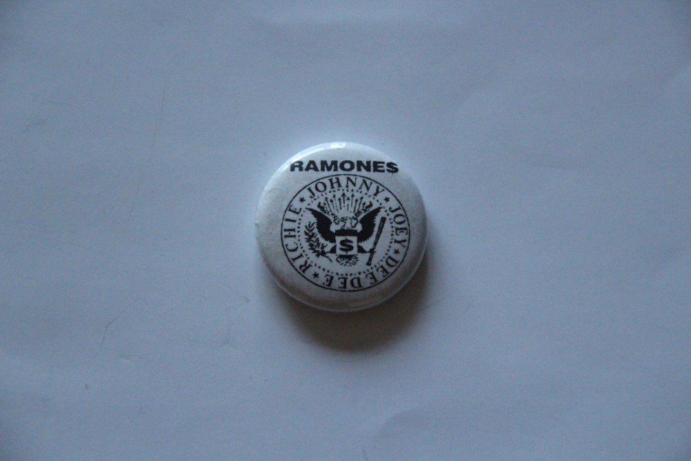 Ramones - President (Badges)