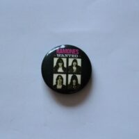 Ramones – Wanted (Badges)