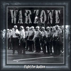 Warzone – Fight For Justice (Picture Vinyl LP)