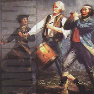 Warzone – The Sound Of Revolution (Vinyl LP)