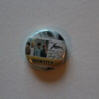 X-Ray Spex – Identity (Badges)