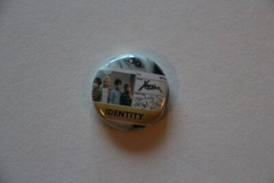 X-Ray Spex - Identity (Badges)
