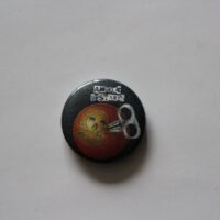Angelic Upstarts – Teenage (Badges)
