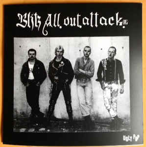Blitz – All Out Attack E.P. (Vinyl Single)