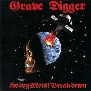 Grave Digger – Heavy Metal Breakdown (Vinyl LP)
