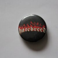 Hatebreed – Logo (Badges)