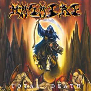 Masacre – Total Death (Vinyl LP)