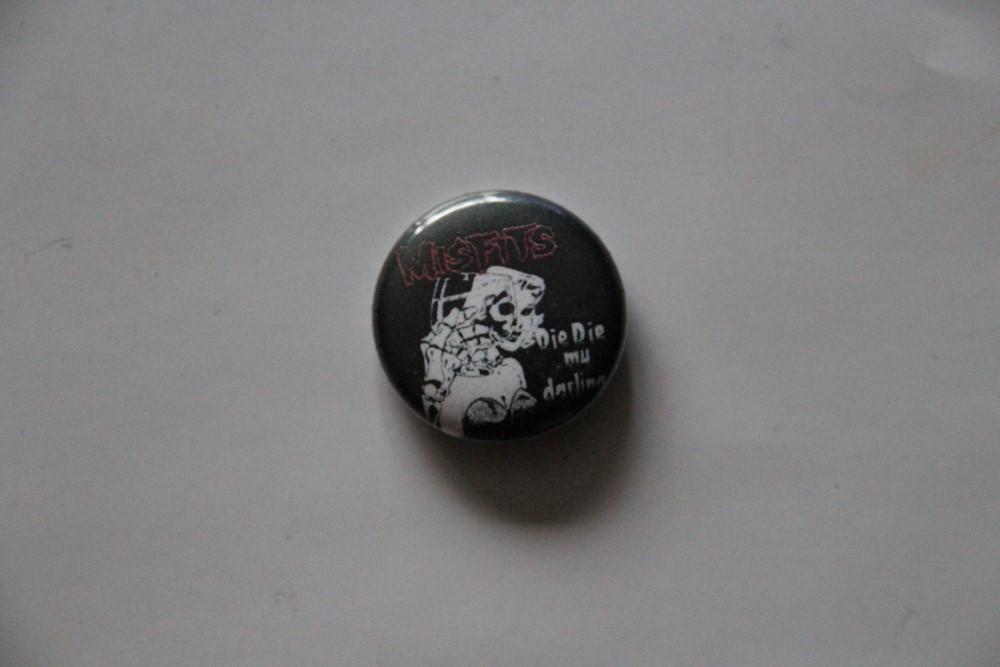 Misfits - Die Die (Badges)