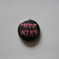 Nerve Agents, The – Logo (Badges)