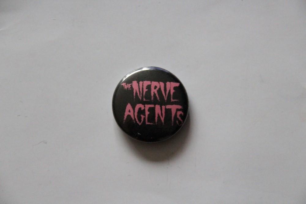 Nerve Agents, The - Logo (Badges)
