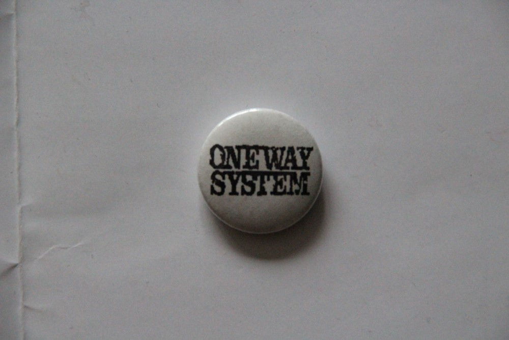 One Way System - Logo (Badges)