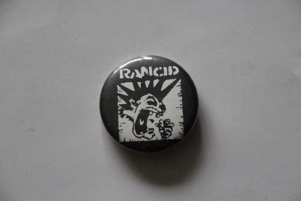 Rancid - Mohawk (Badges)