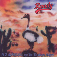 Randy – No Carrots For The Rehabilitated (CD)