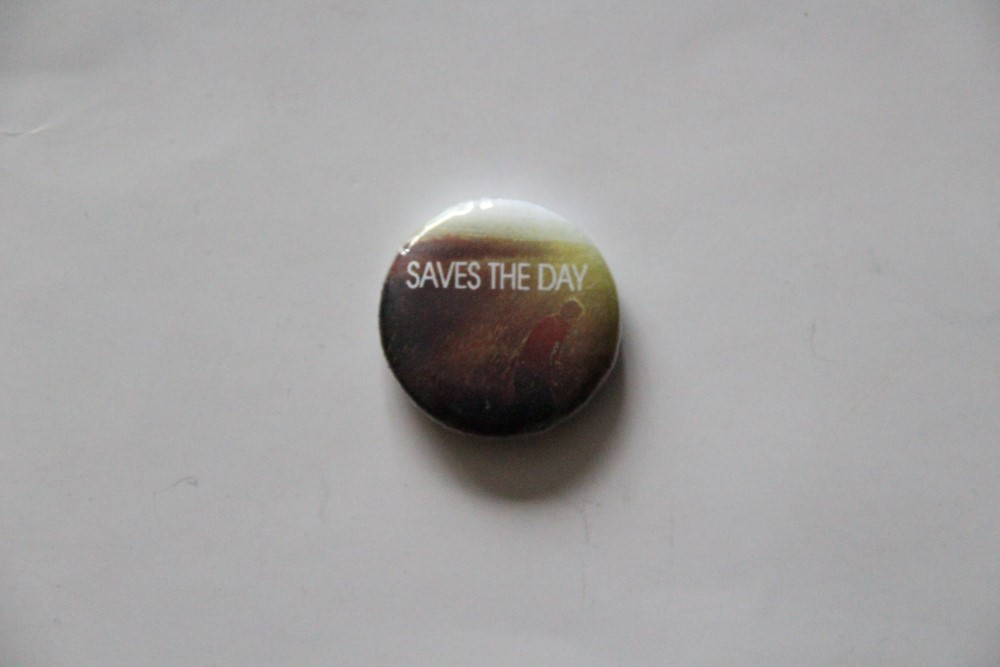 Saves The Day - Stay (Badges)