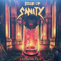 Edge Of Sanity – Crimson I & II (2 x Color Vinyl)