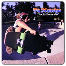 Fu Manchu – The Action Is Go (2 x Color Vinyl LP)