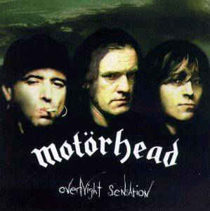 Motörhead – Overnight Sensation (Vinyl LP)