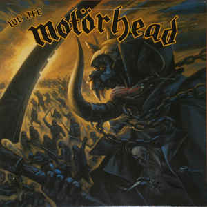 Motörhead – We Are Motörhead (Vinyl LP)