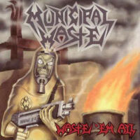 Municipal Waste – Waste Em All (Vinyl LP)