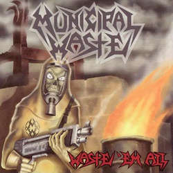 Municipal Waste – Waste Em All (Vinyl LP)