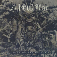 All Out War – Give Us Extinction (Clear Vinyl LP)