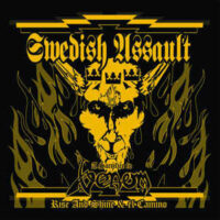 Swedish Assault – A Sacrifice To Venom – V/A (Color Vinyl Single)