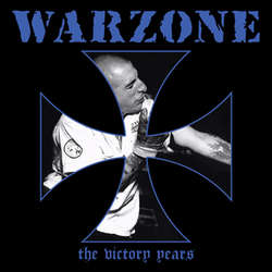 Warzone – The Victory Years (Clear Vinyl LP)