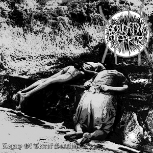 Excruciating Terror – Legacy Of Terror Sessions (Vinyl LP)