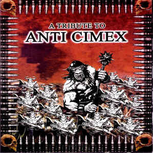 Anti Cimex, A Tribute To Anti Cimex – V/A (Vinyl LP)