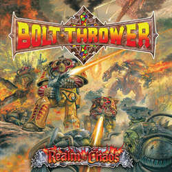 Bolt Thrower – Realm Of Chaos (Vinyl LP)