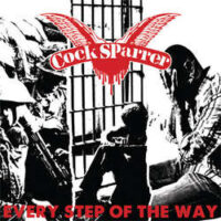 Cock Sparrer – Every Step Of The Way (Red Color Vinyl Single)