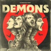 Dahmers, The – Demons (Color Vinyl LP)