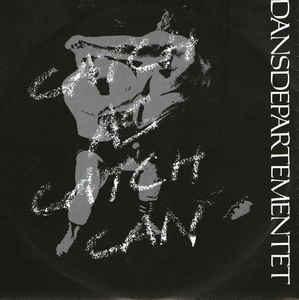 Dansdepartementet – Catch As Catch Can (Vinyl Single)