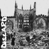 Discard – Four Minutes Past Midnight (Color Vinyl LP)