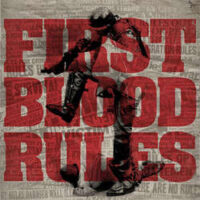 First Blood – Rules (Color Vinyl LP)
