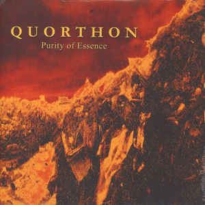 Quorthon – Purity Of Essence (2 x Vinyl LP)