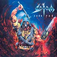 Sodom – Code Red (Color Vinyl LP)