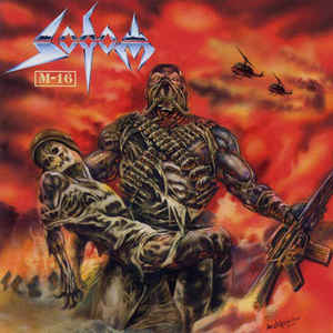 Sodom – M-16 (2 x Color Vinyl LP + CD)