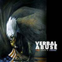 Verbal Abuse – Red,White & Violent (Vinyl LP)