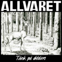 Allvaret – Tänk På Döden (Vinyl LP)