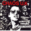 Chaos UK - One Hundred Per Cent Two Fingers In The Air Punk Rock (Vinyl LP)