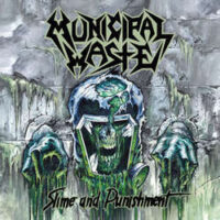 Municipal Waste – Slime And Punishment (Color Vinyl LP)