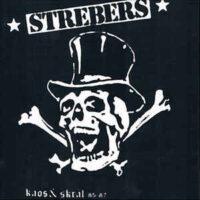 Strebers- Kaos & Skrål 85-87 (Vinyl LP)