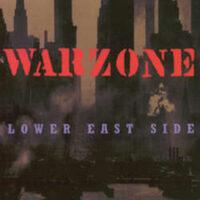 Warzone – Lower East Side (Clear Vinyl LP)